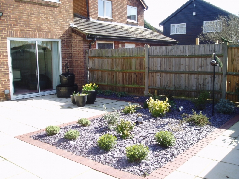 pavings and stones